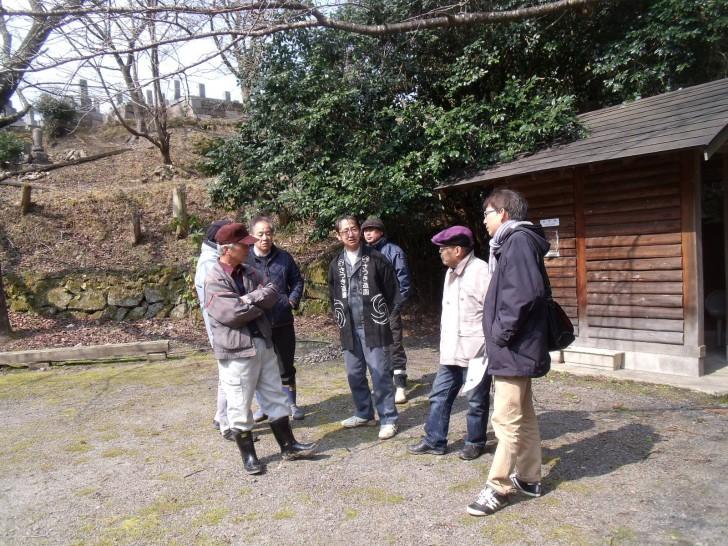 奈良テレビ 西光寺 樹木医