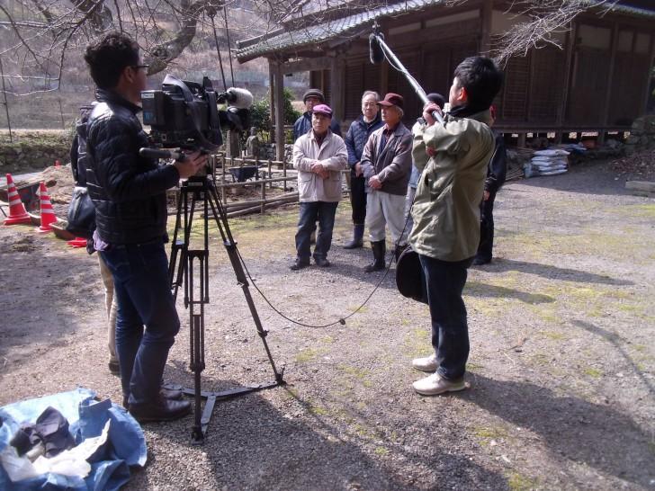 室生 西光寺 奈良テレビ